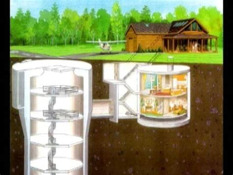 ex nuclear missile silo for sale as home on