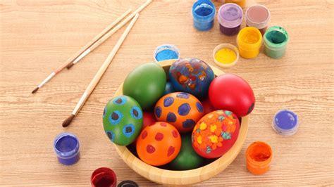 tutorial para decorar huevos de pascua los mejores tutoriales para pintar sus huevos de pascua