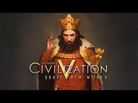 Brave New World Theme Lyrics | civilization v brave new world theme lyrics hq youtube