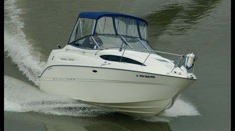 boat r videos 24 bayliner 245 sunbridge cruiser boat video youtube