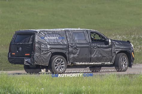 Pictures Of 2020 Chevrolet Tahoe by 2020 Suburban Spied Undergoing Testing For The Time
