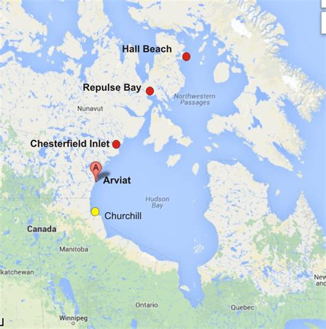 map of hudson bay canada opinions on hudson bay