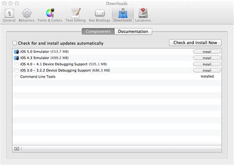 qt on mac os x tutorial installing qt on mac os x codeproject