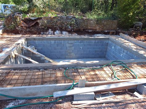How To Build A Block Swimming Pool Ebay How To Build A Backyard Pool