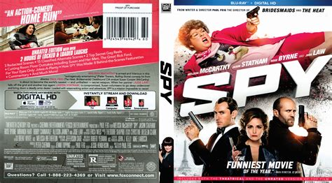 film blu ray download gratis spy blu ray dvd cover 2015 r1
