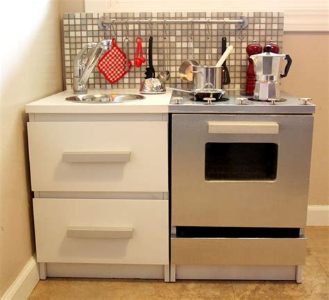 kids kitchen furniture 20 coolest diy play kitchen tutorials it s always autumn