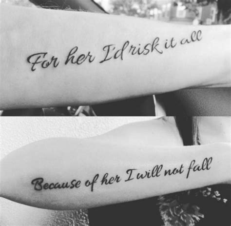 tattoo quotes for my daughter best 25 mommy daughter tattoos ideas on pinterest