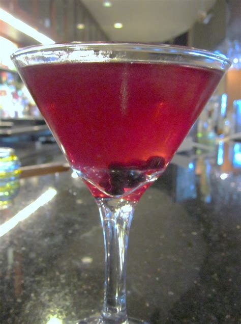 martini blueberry local airport celebrates blueberry month martini style