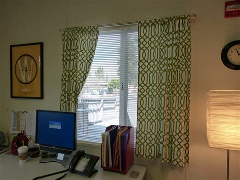 Office Valances March 2012 Makeroom Info