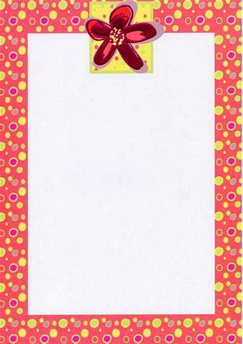 How To Make Design Paper - 17 pock a dots paper border designs images blue