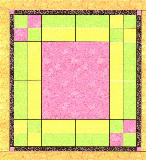 Panel Quilts Free Patterns by Free Quilt Patterns Quilt Patterns Using Large