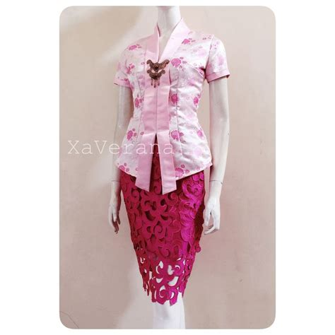 Dress D837 By Xaverana Boutique 258 best beautiful kebaya images on