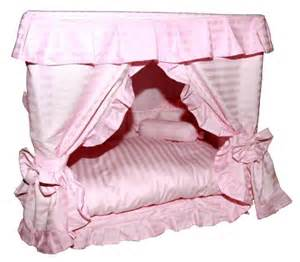 Dog bed w canopy princess pink best buy for christmas 2011