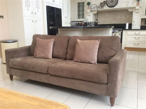 crate and barrel rochelle sofa for sale in beaumont