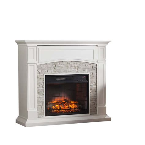 infrared l with stand southern enterprises seneca infrared electric fireplace tv