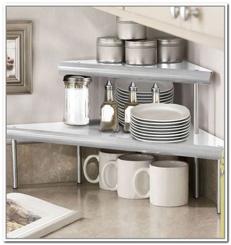 kitchen counter shelves kitchen counter storage shelf home design ideas