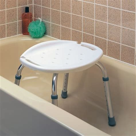carex bath and shower seat carex adjustable bath shower seat without back walgreens