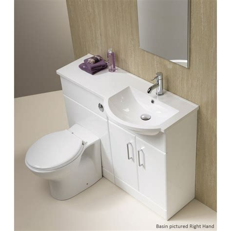 richmond bathroom supplies genesis richmond 1050mm 1 piece basin combination