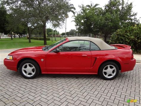 1999 mustang gt convertible 1999 ford mustang gt convertible in photo 3