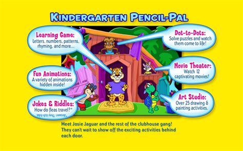 kindergarten full version free mac download free kindergarten pencil pal by school zone