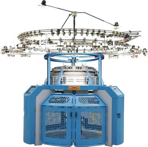 circular knitting machine single jersey computerized jacquard circular knitting machine