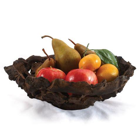 Fruit Bowl large driftwood fruit bowl 3270
