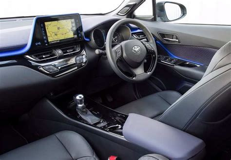 toyota chr interior 2018 toyota ch r exterior interior picture gallery