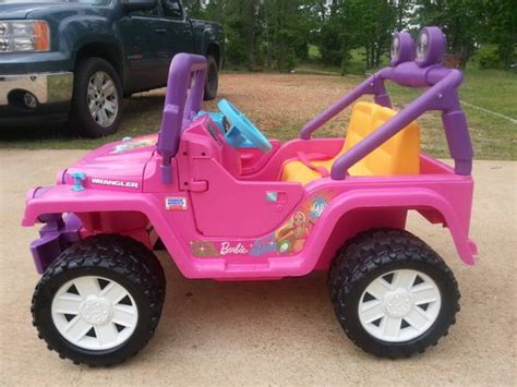 Pink Power Wheels Jeep Power Wheels Jeep For Sale