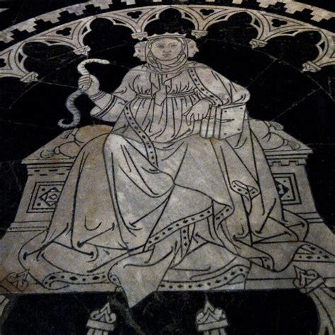 siena cattedrale pavimento il tappeto marmoreo duomo di siena