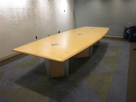 Krug Conference Table Krug 14 Ft Conference Table Conklin Office Furniture