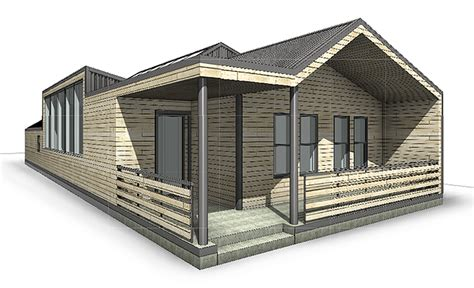 Tornado Proof House Plans Q4 Architects Tornado Proof Home Is An Indestructible