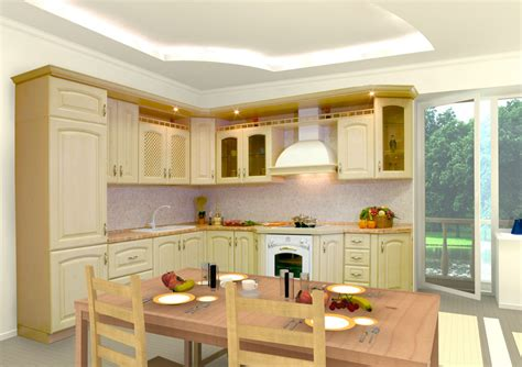 cabinet design for kitchen kitchen cabinet designs 13 photos kerala home design and floor plans
