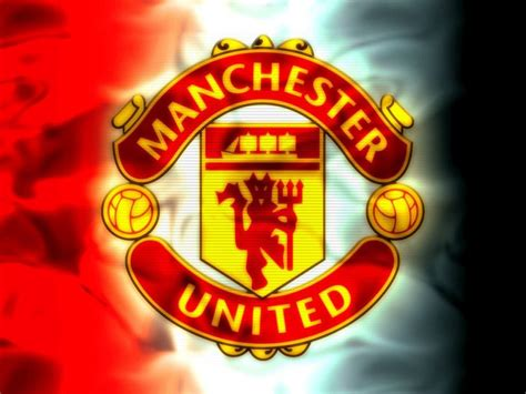 utd wall stickers manchester united logo bedroom wall decal stickers ideas