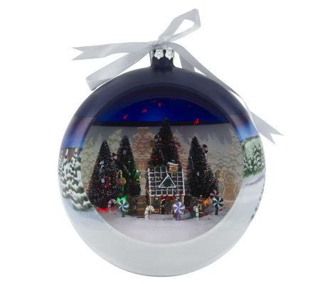 mr christmas 7 quot animated tabletop christmas ornament