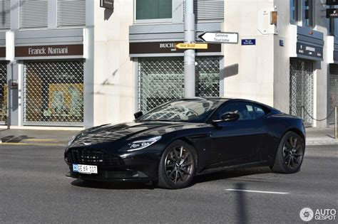 green aston martin db11 aston martin db11 20 november 2016 autogespot
