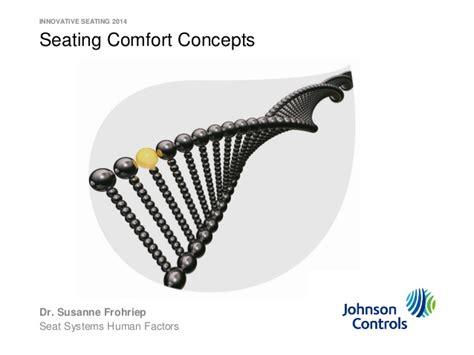 comfort concepts seating comfort concepts by dr susanne frohriep seat