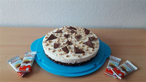 kinder country kuchen kinder country torte evas backparty chefkoch de