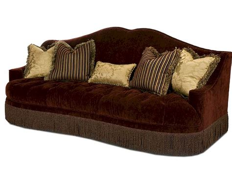 aico sofa aico imperial court tufted sofa in eggplant ai 79815 egplt 00