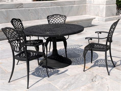 Cast Iron Patio Furniture Black Jacshootblog Furnitures Black Iron Outdoor Furniture