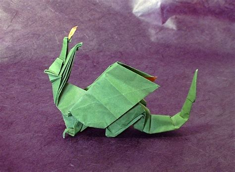 Origami David Brill - origami dragons page 1 of 6 gilad s origami page
