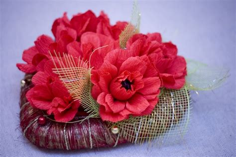 valentines day bouquets diy s day gift idea make shaped