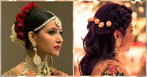 Bridal Hairstyles With Flowers by Flower Hairstyle Tips For Brides Up For Big Day With