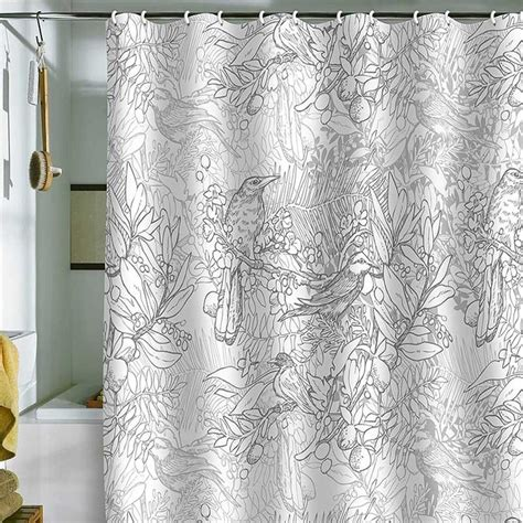 Shower Curtains With Birds by 1000 Ideas About Bird Shower Curtain On Bird