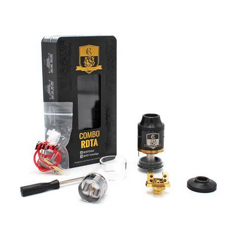 Rdta Ijoy Rdta5 Authentic ijoy combo rdta atomizer kit e cigarettes