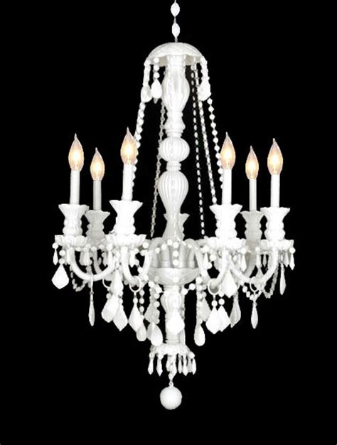White And Chandeliers G46 White Sm 490 7 Chandelierking Royal Collection Snow