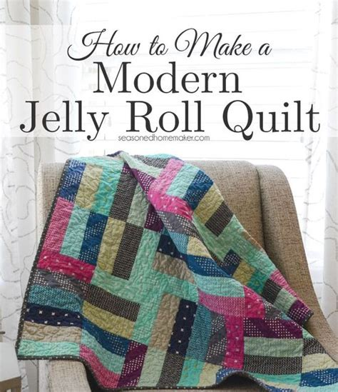 Quilts Made With Jelly Rolls by How To Make A Simple Jelly Roll Quilt Quilt Jelly Rolls