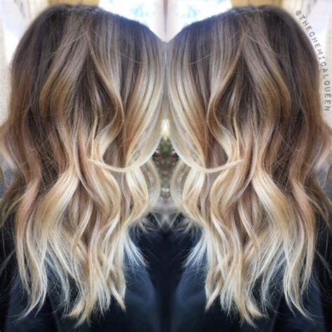 Can You Balayage Shoulder Length Hair | 25 best ideas about shoulder length balayage on pinterest