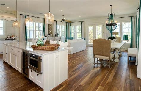 Open Concept Kitchen   Cottage   kitchen   Romair Homes