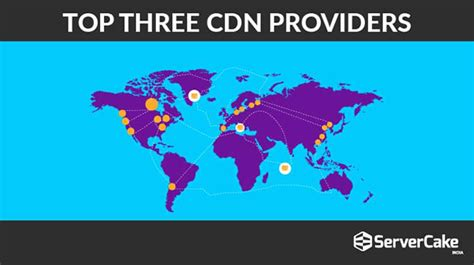best cdn top 3 cdn provider servercake india