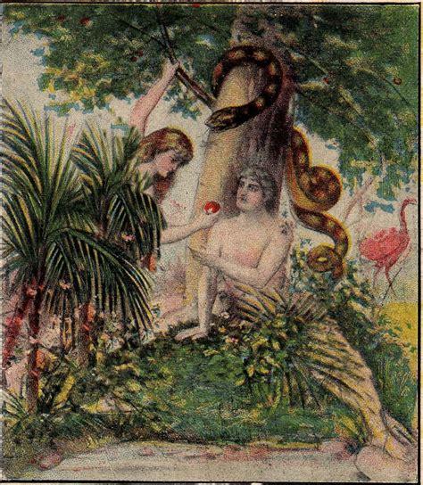 snake in genesis file adam and genesis 3 13 jpg the work of god s
